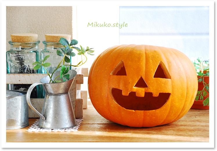 [176] ハロウィンかぼちゃ